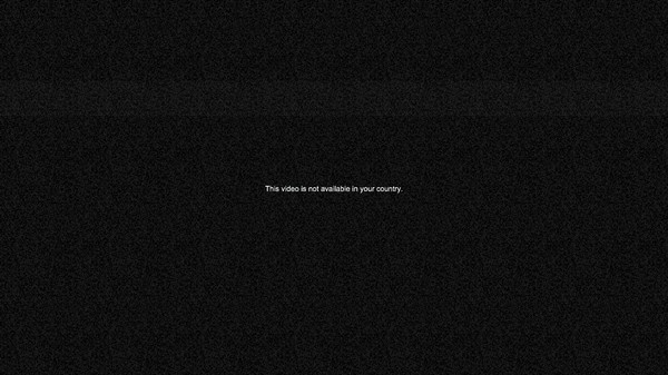 The Story Behind that YouTube Error Screen Static