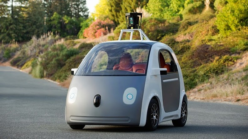Google's New Self-Driving Car Is Built to Be Safe, Not Cool