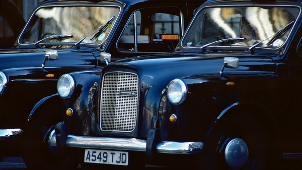 London's Black Cabs Really Don't Like Uber