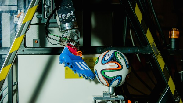 Robotic Legs and 50,000 Dimples: The Technology Behind the World Cup Football