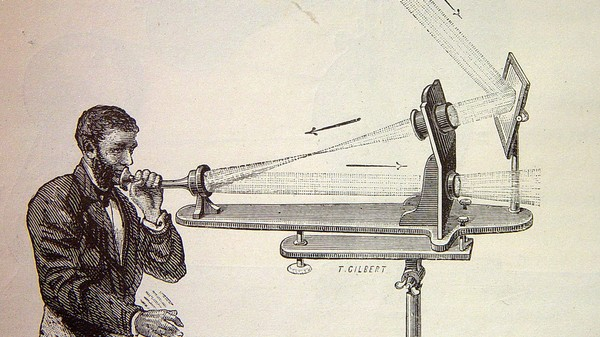 Alexander Graham Bell Made a Wireless Phone That Ran on Sunshine