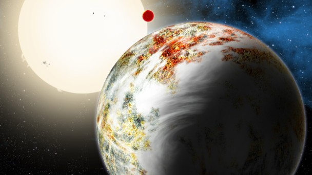 How to Calculate Your Weight On the Habitable Mega-Earth