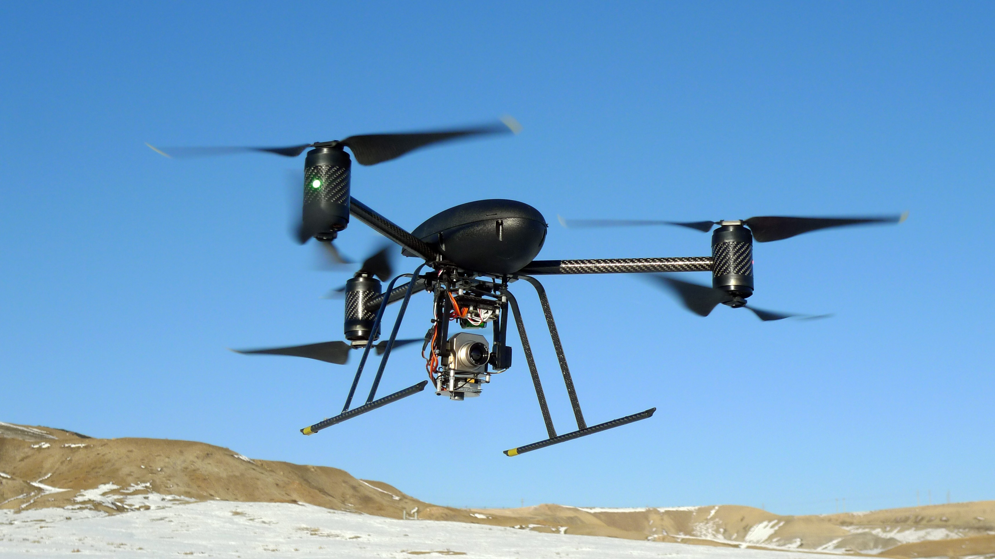 A 'Gift' for the LAPD: Two Surveillance Drones Kicked Out of Seattle