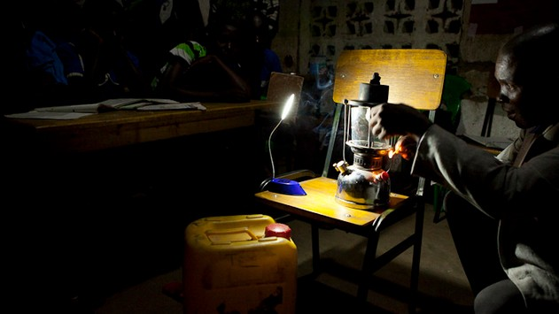 The Plan to Sell 250 Million Solar Lamps to Rid African Homes of Kerosene