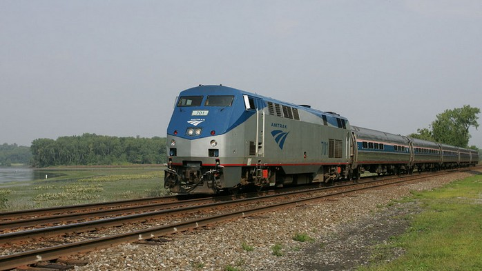 Amtrak Is Becoming Its Own ISP
