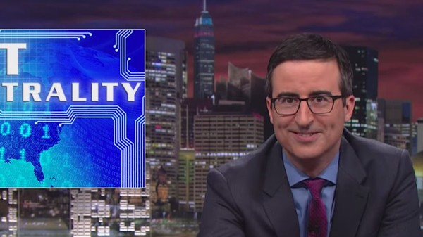The FCC Was Hacked After John Oliver Called for Net Neutrality Trolls