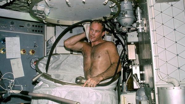 Did the U.S. Lose the Sex in Space Race?