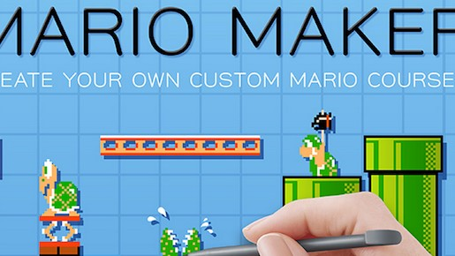 Nintendo's 'Mario Maker' Gives a Nod to DIY Game Mods