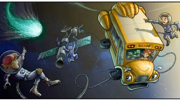 Three Places the Rebooted 'Magic School Bus' Must Go