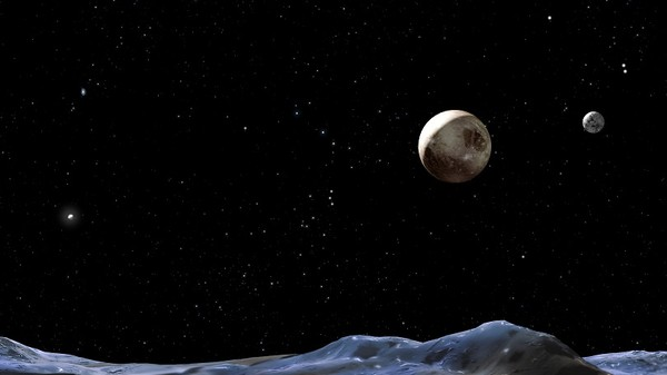 Pluto's Largest Moon May Have Had an Underground Ocean