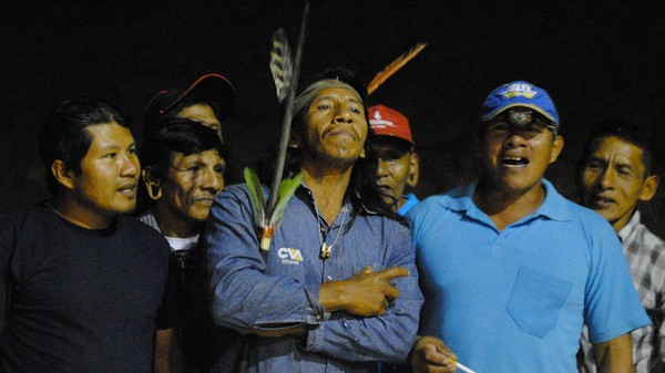 Ecuador's Last Uncontacted Tribes Face the Familiar Promise of Jungle Oil