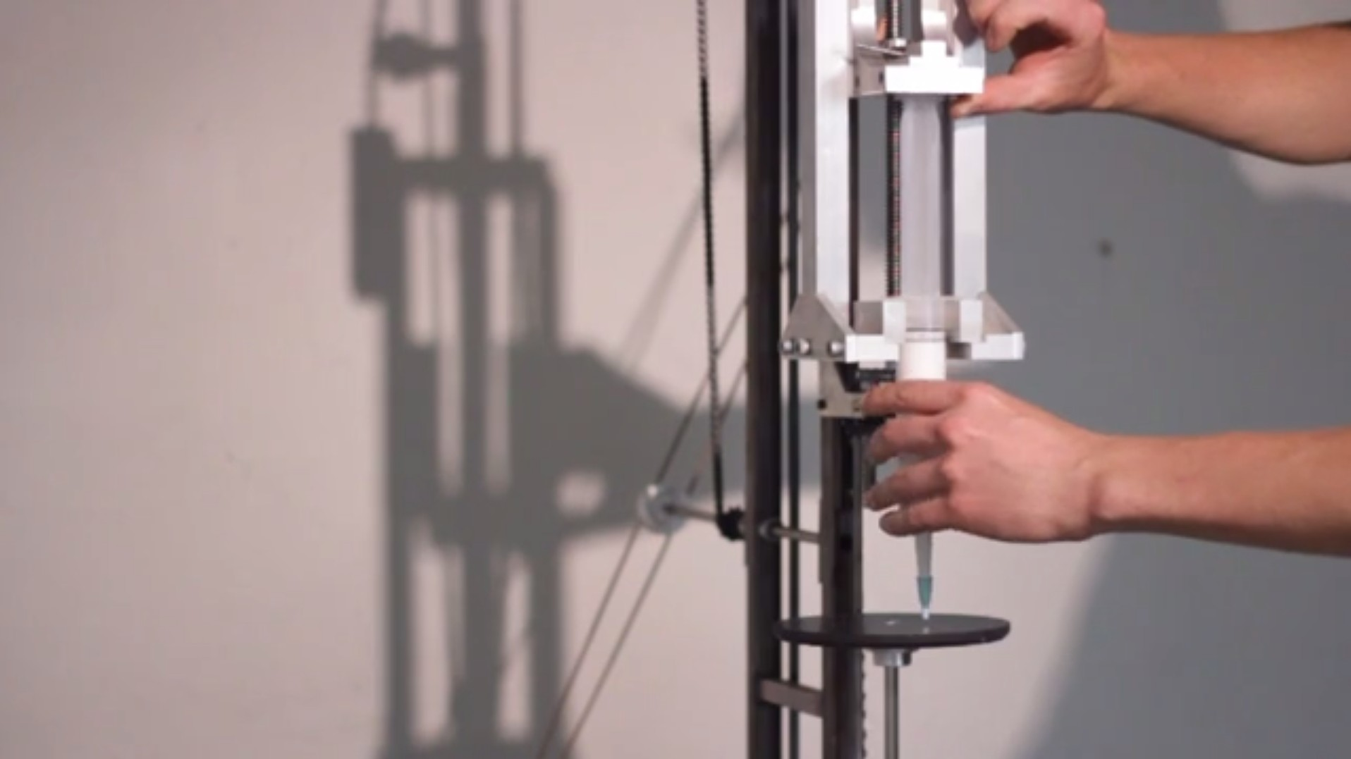 Now We Can 3D Print Stuff Without Computers or Electricity