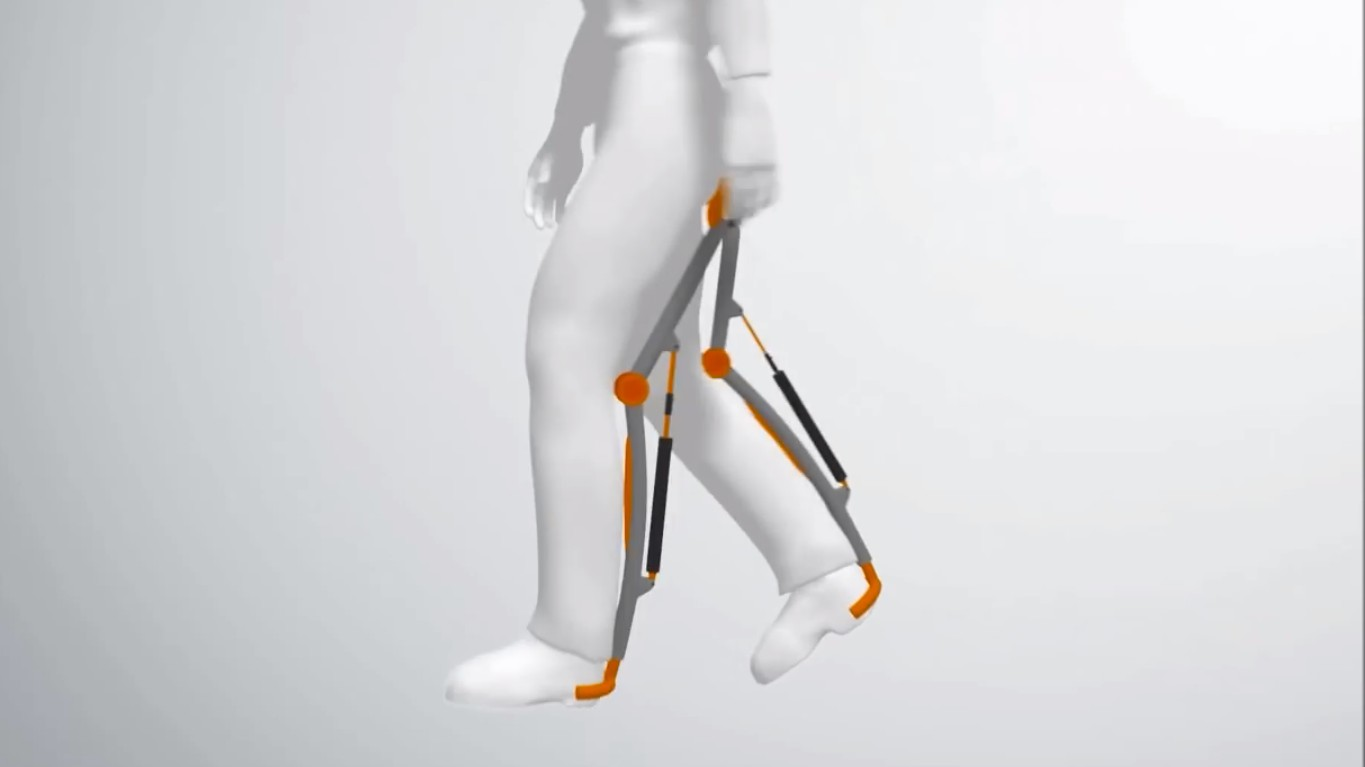 Robot Legs Are the New Standing Desk