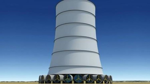 A 2,250-Foot Tall Tower in Arizona Will Usher in the Future of Wind Energy