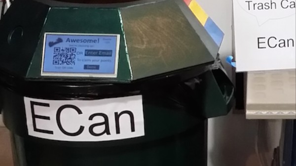 This Smart Trash Can Mines Cryptocurrency When You Feed It Garbage