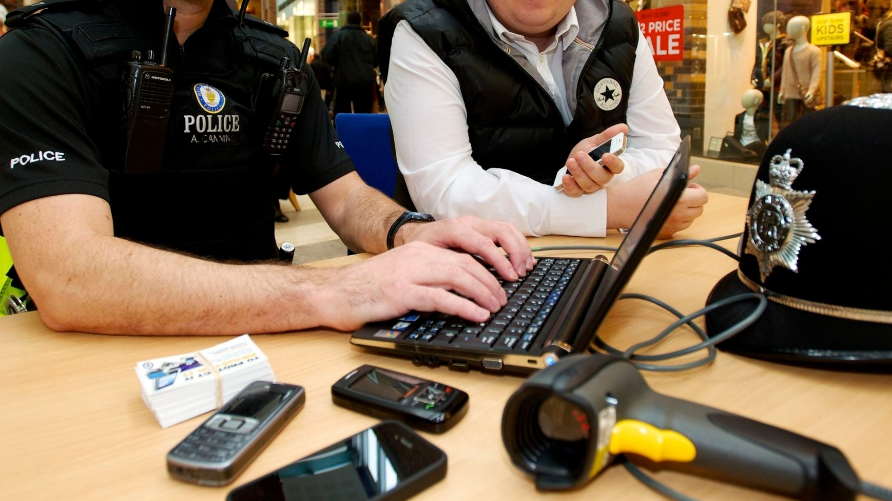 UK Police Aren't Doing Enough to Keep Personal Data Secure