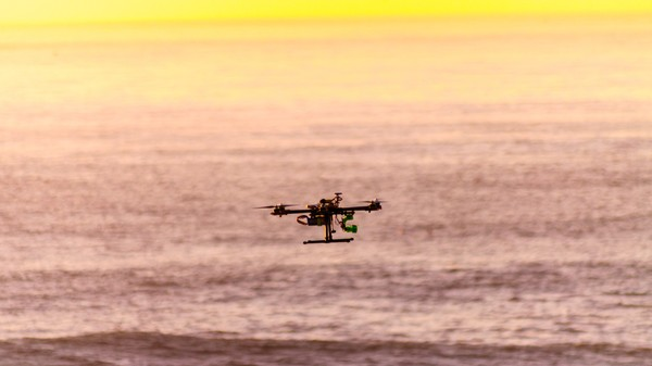 Drones Would Revolutionize Oceanic Conservation, If They Weren't Illegal