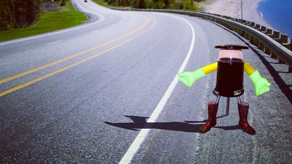 The First Robot Hitchhiker Is About to Make His Way Across Canada