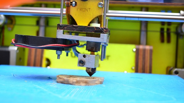 The Inventor of the 3D Printer Is Stoked on the Future of 3D-Printed Food
