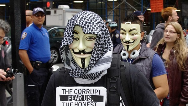 Anonymous-Affiliated Hackers Have Declared War on the Islamic State