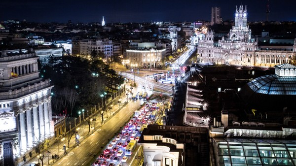 Madrid's New Parking Meters Are Too 'Smart' For Anyone's Good