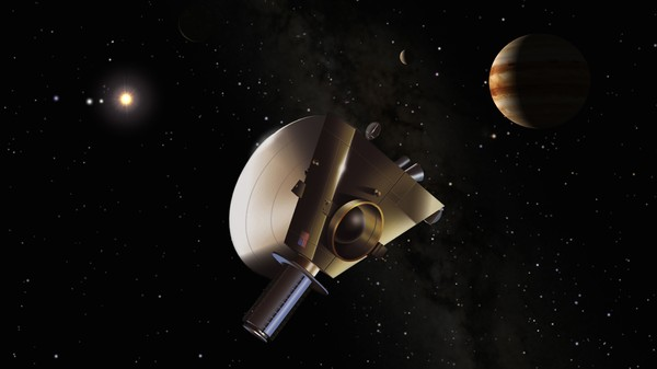 NASA's Pluto Probe Is Already Planning Its Next Job