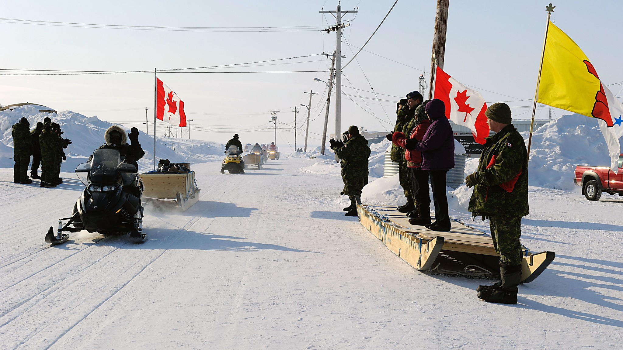 Canada and Russia's Race for Arctic Oil Is Getting Serious
