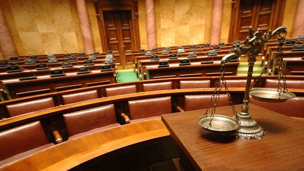 Code as Law: How Bitcoin Could Decentralize the Courtroom
