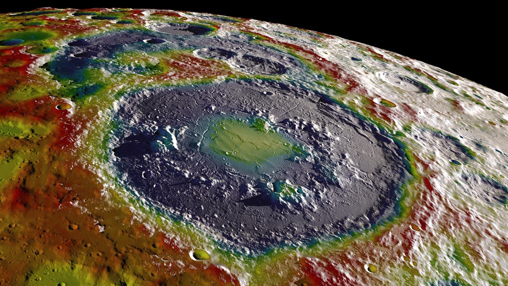 NASA's Gravity Atlas of the Moon Is a Guide to Finding the Biggest Lunar Bounce