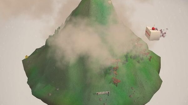 'Mountain' Is a Game Like Tamagotchi, Except You Take Care of a Mountain