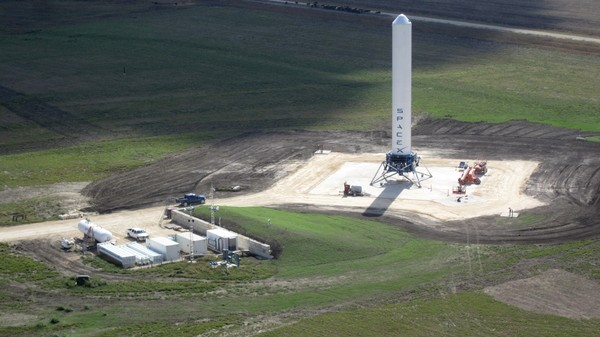 SpaceX Just Got Permission to Build a Spaceport in Texas