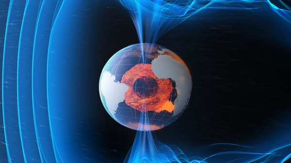 Earth's Magnetic Field Is Poised to Flip Upside-Down