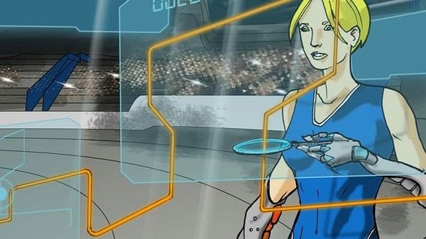 The New Bionic Sports of the Future Transhumanist Olympics