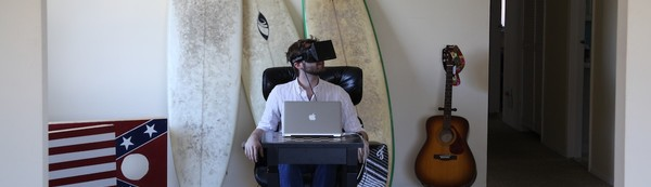 Tripping in the Rift: Is Virtual Reality the Next Drug?