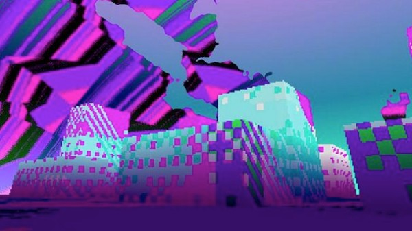 Play as a Tourist in a Glitched-Out Video Game World