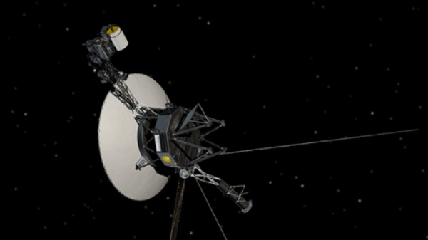 Voyager 1 Maybe Didn't Leave the Solar System Yet (Again, Again, Again)