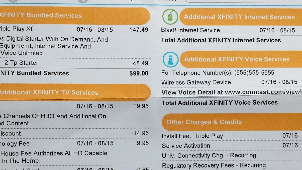 How to Decipher Your Cable Bill