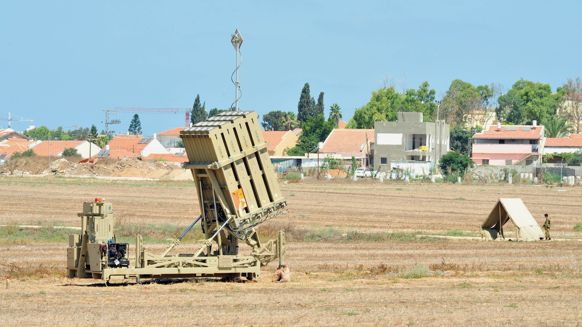 The Iron Dome Hack Shows Phishing Is Still Effective Against Defense Contractors