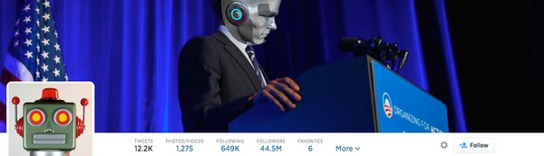 Barack Obama Is Probably a Robot, and Other Lessons from 'Bot Or Not'