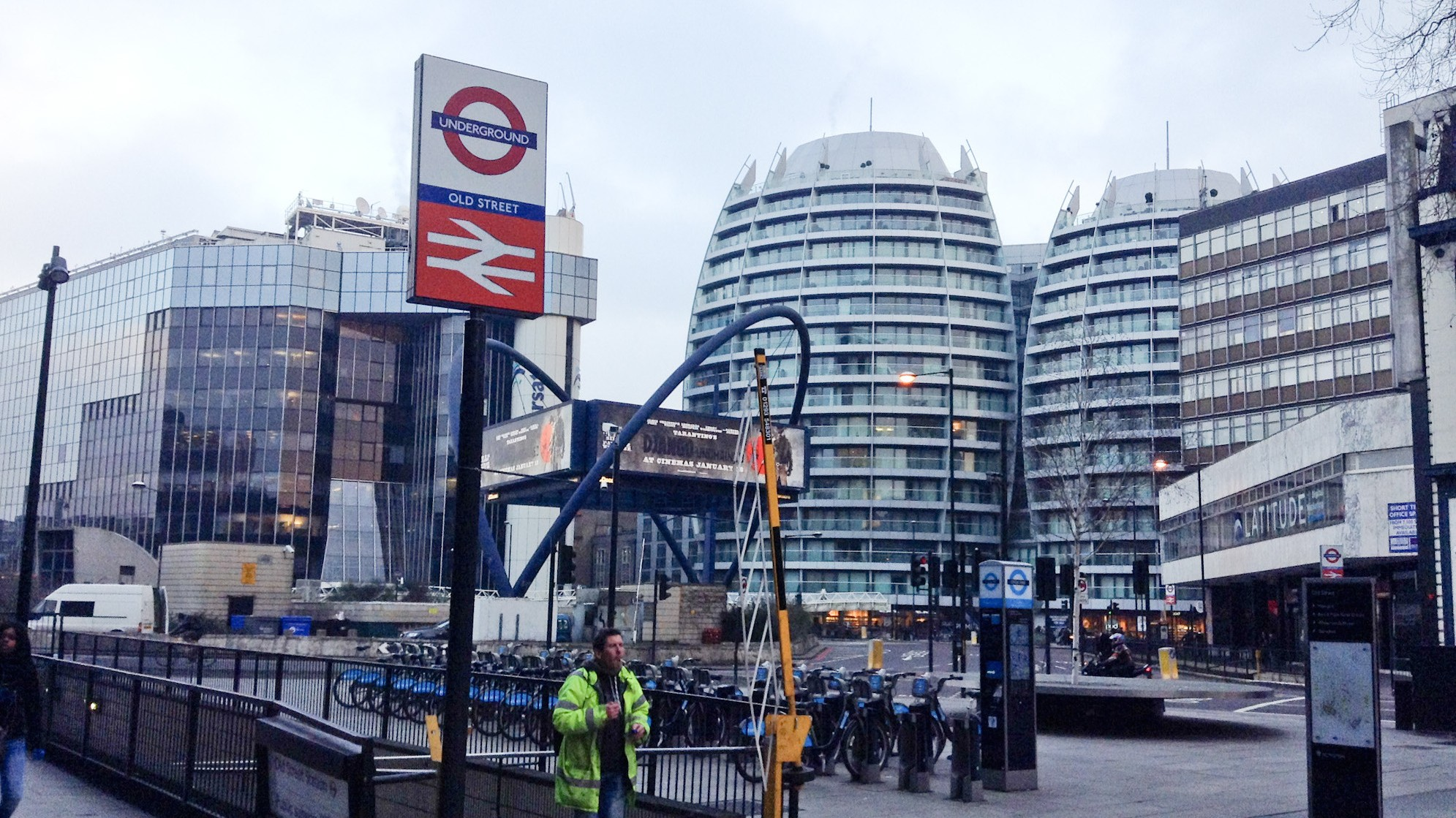 The Internet in London's Tech City Is So Slow It's an 'Embarrassment'