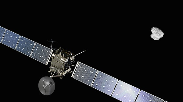 A Spacecraft Is About to Make the Closest Comet Rendezvous of All Time