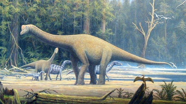 Why Some Dinosaurs Got Smaller