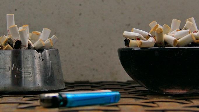 The Quest To Turn Littered Cigarette Butts into Something Useful