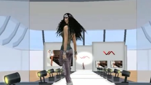 ​Sorry Supermodels, Runway Avatars Never Have to Eat