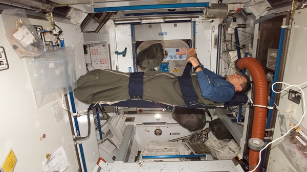 Sleep-Deprived Astronauts Are Taking Ambien in Space