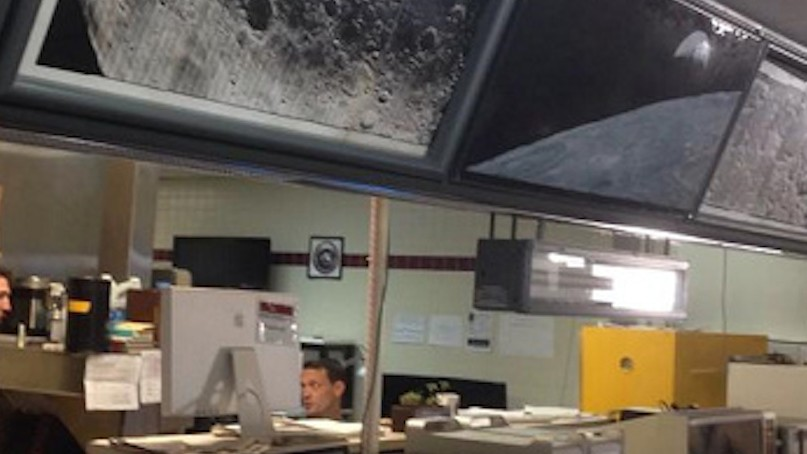 Techno-Archaeologists Used an Abandoned McDonald's to Hijack a Satellite
