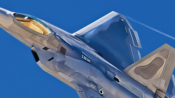 New Military Jets Are So Powerful, Pilots Must Be Trained in Virtual Reality