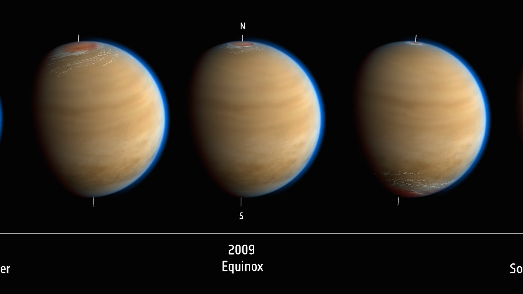What Summer Is Like on Saturn's Moon Titan