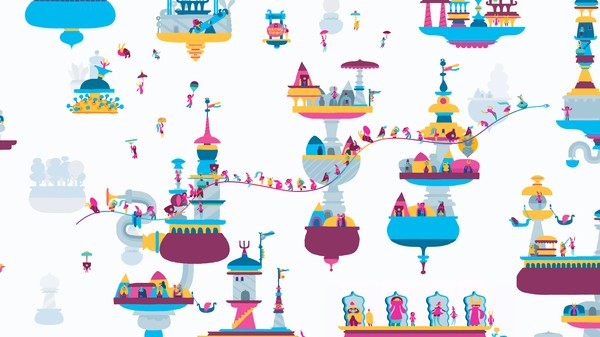 'Hohokum' Is a Clever Puzzle Game That Makes as Little Sense as Possible