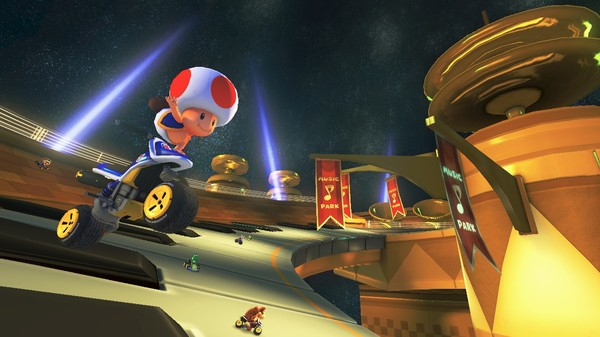 It's Official: 'Mario Kart' Makes You Feel Good